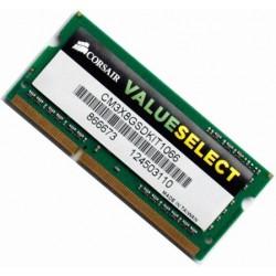 Corsair CM3X8GSDKIT1066 4GB DDR3 PC3 8500 1066 LAPTOP