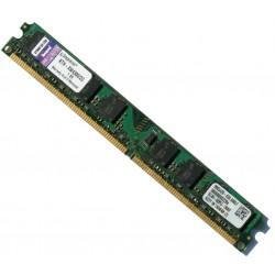 Kingston 2GB DDR2 PC2 5300 667MHz Desktop Memory Ram KTH XW4300 2G